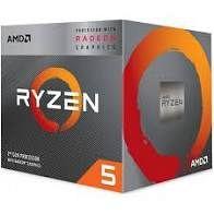 CPU AMD Ryzen 5 3400G AM4 Wraith Spire AMD-YD3400C5FHBOX