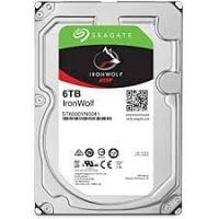 HDD Seagate Ironwolf 3.5 6TB SATA 6GB/s Seagate-ST6000VN001