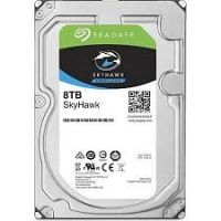 HDD Seagate Skyhawk 3.5 8TB SATA 6GB/s Seagate-ST8000VX004