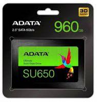SSD ADATA SU650 2.5 960GB Adata-ASU650SS-960GT-R