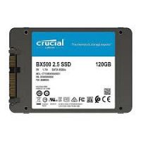 SSD Crucial BX500 3D NAND 2.5 120GB Crucial-CT120BX500SSD1