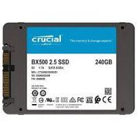 SSD Crucial BX500 3D NAND 2.5 240GB Crucial-CT240BX500SSD1