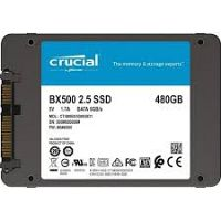 SSD Crucial BX500 3D NAND 2.5 480GB Crucial-CT480BX500SSD1