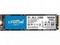 SSD Crucial P1 3D NAND NVMe M.2 500GB Crucial-CT500P1SSD8