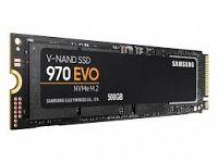 SSD Samsung 970 EVO M.2 500GB PCIe Samsung-MZ-V7E500BW