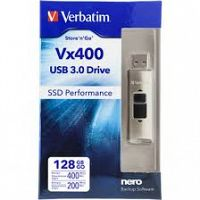 SSD Verbatim Store'n'Go 128GB USB3.0 Verbatim-47690