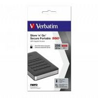 SSD Verbatim Store'n'Go 2.5 256GB extern Verbatim-53402