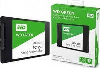 SSD WD 2.5 120GB WDS120G2G0A Green Western Digital-WDS120G2G0A