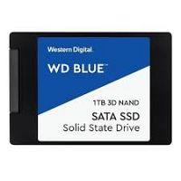 SSD WD 2.5 1TB WDS100T2B0A Blue 3D Western Digital-WDS100T2B0A