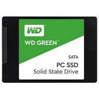 SSD WD 2.5 240GB WDS240G2G0A Green 3D Western Digital-WDS240G2G0A