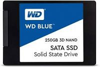 SSD WD 2.5 250GB WDS250G2B0A Blue 3D Western Digital-WDS250G2B0A