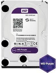 HDD WD 3.5 3TB WD30PURZ Purple Western Digital-WD30PURZ-foto-mare-1