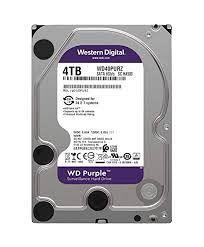 HDD WD 3.5 4TB WD40PURZ Purple Western Digital-WD40PURZ-foto-mare-1