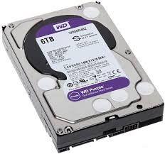 HDD WD 3.5 6TB WD60PURZ Purple Western Digital-WD60PURZ-foto-mare-1